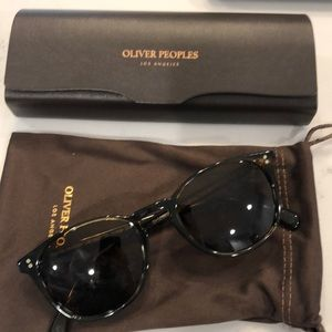 Oliver peoples Finley 51mm sunglasses